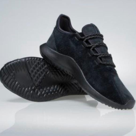 Adidas Originals Tubular Shadow Leather Pirate Blk 18d10330e