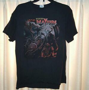 Rockstar Other - Rockstar Mayhem Festival 2015 Tour Shirt