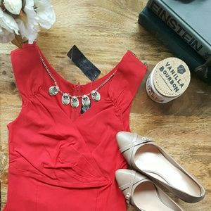 ModCloth Dresses & Skirts - NWT sexy red dress
