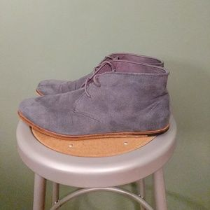 H&M Other - H&M suede leather boots