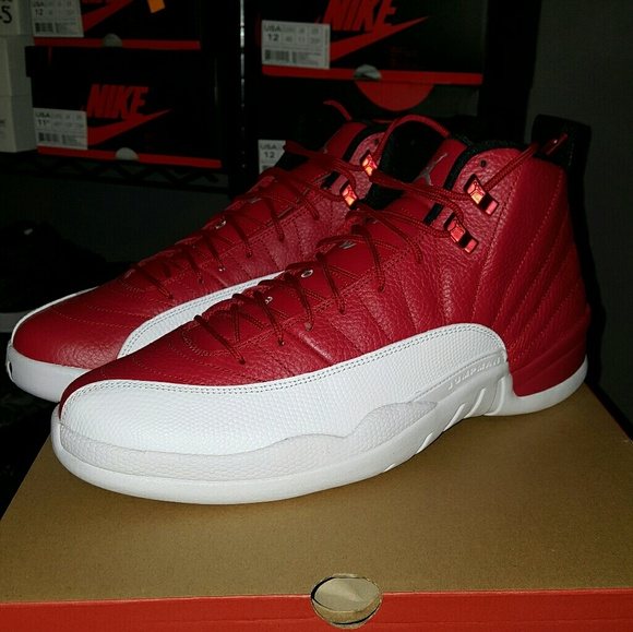dfa49dcd6ca Air jordan Shoes | Gym Red 12s | Poshmark