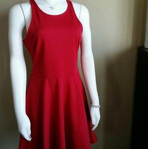 Olsenboye Dresses & Skirts - Olsenboye Sleeveless Skater Dress