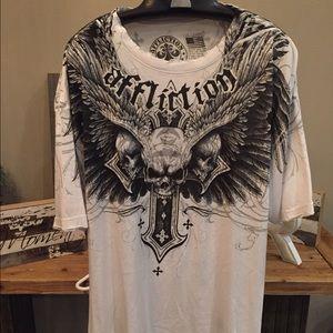 Affliction Other - Affliction - 2XL - men's t-shirt