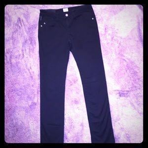 Armani Junior Other - ARMANI JUNIOR Black Jeans Size 12 (Boys or Girls)