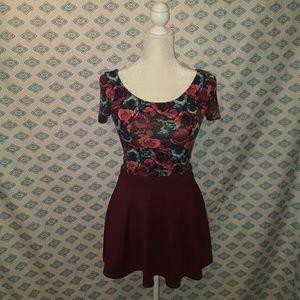 Ambiance Apparel Dresses & Skirts - NWOT high waist skater skirt