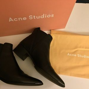 Acne Shoes - Acne boots
