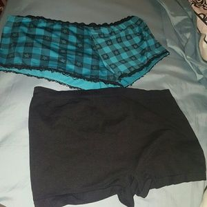 Panty bundle of 4 torrid, ashley Stewart, delta..