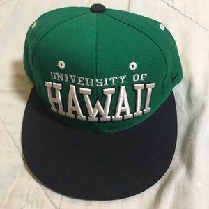 Zephyr Other - University of Hawaii SnapBack hat