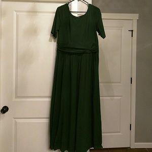 Eshakti 14 maxi dress