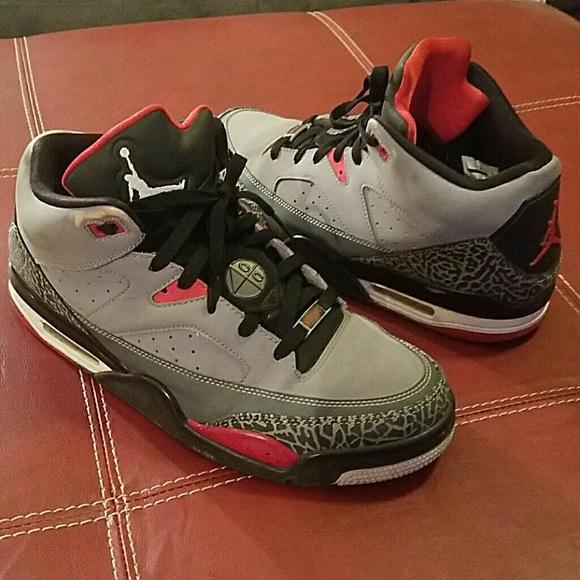 quality design c862e 80a3e Air Jordan Other - Nike Air Jordan Son of Mars Gray sz 11 shoes