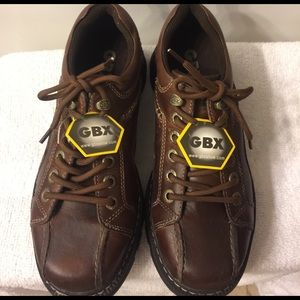 GBX Other - GBX Leather Lace-Up NWOT Size 8M $25