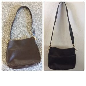 Gucci Handbags - Gucci Leather Crossbody