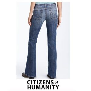 Citizens of Humanity Denim - Citizens of Humanity Dita Petite Bootcut Jeans