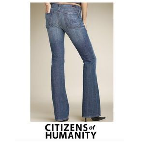 Citizens of Humanity Denim - Citizens of Humanity Ingrid Low Rise Flare Jeans