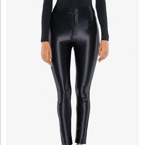 American Apparel Pants - Black American apparel disco pants