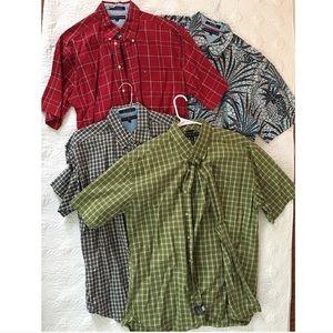 Tommy Hilfiger Other - 4 Tommy Hilfiger Shirt Bundle, Men's Size XL