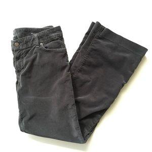 Citizens of Humanity Pants - Citizens of Humanity Velvet Birkin Wide Leg // 30