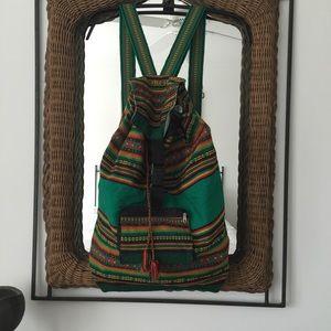 Handbags - Like New-Fabric backpack