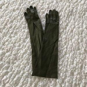 Vintage Accessories - Vintage Leather Gloves