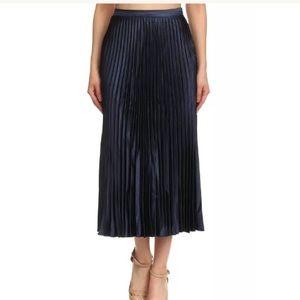 Dresses & Skirts - New navy blue pleated skirt.
