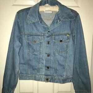 Farah Jackets & Blazers - Farah Vintage Jean Jacket • 1970's • Denim