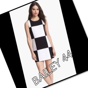 Bailey 44 Dresses & Skirts - 🙋🏻🍾💸 PRICE DROP 🤗Black and White Square Dress
