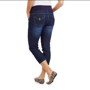 first kick Pants - Maternity Capri
