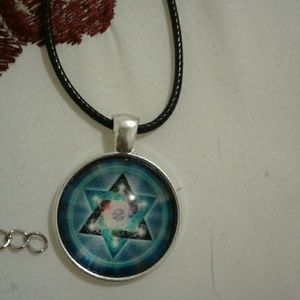 Jewelry - New! STAR of David Pendant Necklace!