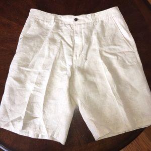 Tasso Elba Other - Tasso Elba Linen Shorts
