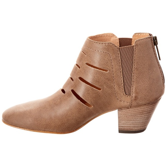 Aquatalia Leather Cutout Booties sale buy cheap enjoy clearance recommend discount low shipping z5n9f