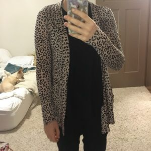 Dna couture Sweaters - Leopard sweater