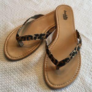 Shoes - Leopard print sandal