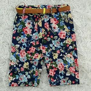 Other - Blue Flowers pants. Kids