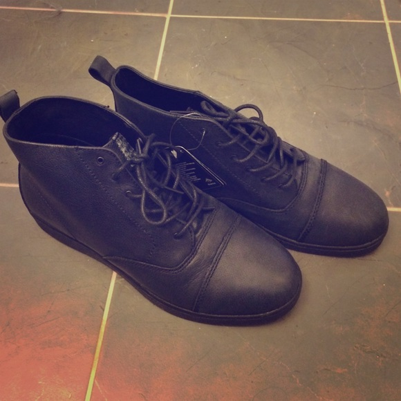 Emerica Shifter Leather Sneakers