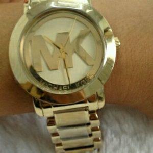 Michael Kors Accessories - Authentic Michael Kors Runway Watch