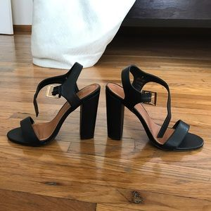 Cathy Jean Shoes - Brand new Cathy Jean open toe heels. Size 6