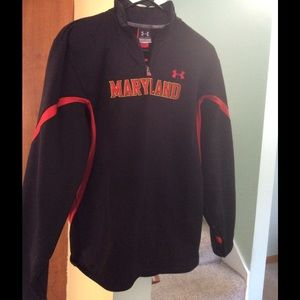Maryland half zip