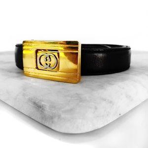 Gucci Accessories - Vintage Gucci reversible belt