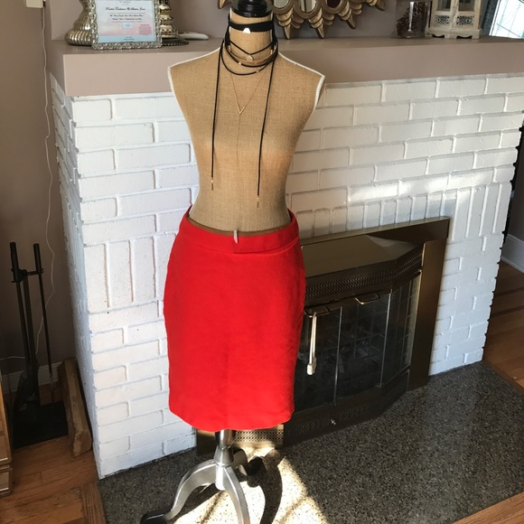 J. Crew Dresses & Skirts - J. Crew Wool Pencil Skirt