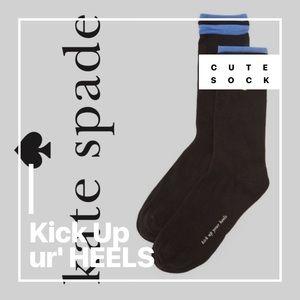 💥$5 KATE SPADE ♠️ NEW YORK | CREW SOCKS