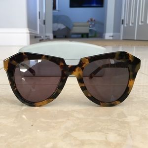 Karen Walker Accessories - Karen Walker 'number one' sunglasses