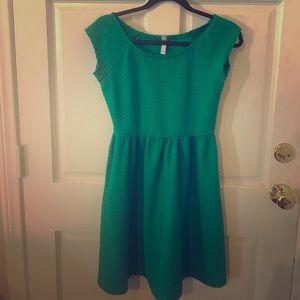 Xhilaration Dresses & Skirts - Green Xhilaration Dress Size Medium