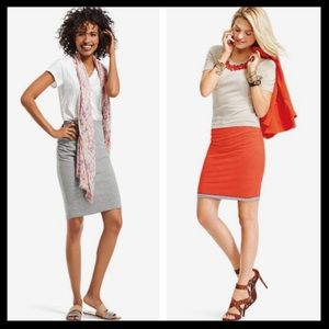 cabi // reversible tube skirt or top style 229