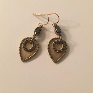 Silpada Jewelry - Crystal Nile earrings by Silpada K&R