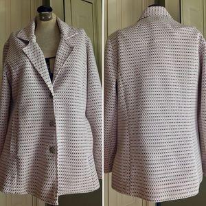 Vintage Jackets & Blazers - •VTG• 🌷Spring Swing Light Jacket🌷