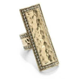 House of Harlow 1960 Jewelry - HOUSE OF HARLOW 1960 Helicon Ring Size 7 New $80