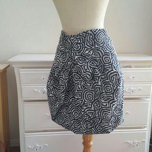 10 Crosby Derek Lam Dresses & Skirts - Anthropologie Eva Franco jungle print bubble skirt