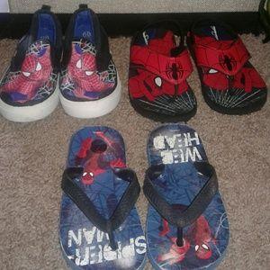 Spiderman Other - Spider-Man Beach shoe bundle