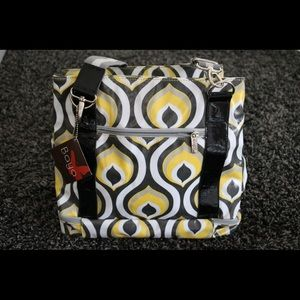 Baya diaper bag .... brand new with tags