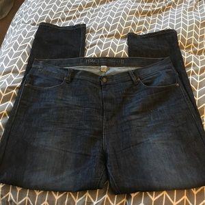 Other - Men's 44X32 dark wash jeans